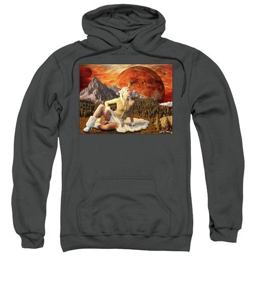 Fuan At Dawn Sweatshirt