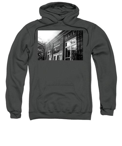 Full Moon Cafe Sweatshirt