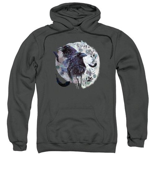 Full Moon Fever Dreams Of Velvet Ravens Sweatshirt