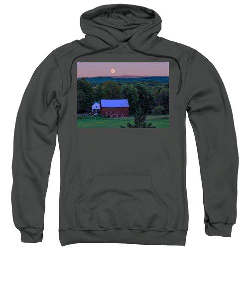 Full Moon From High Street Sweatshirt