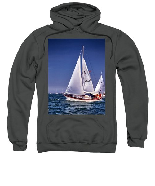 Full Sail Ahead Sweatshirt