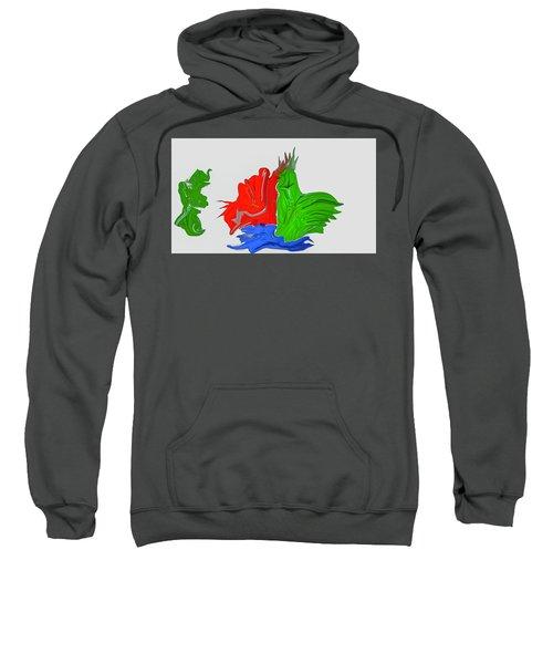 Funny Figures #h7 Sweatshirt