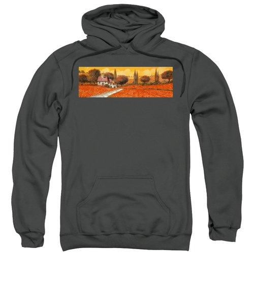 fuoco di Toscana Sweatshirt