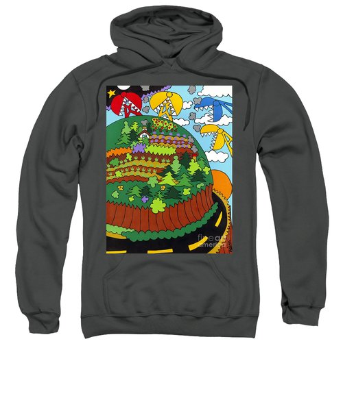 Future Development A Sweatshirt