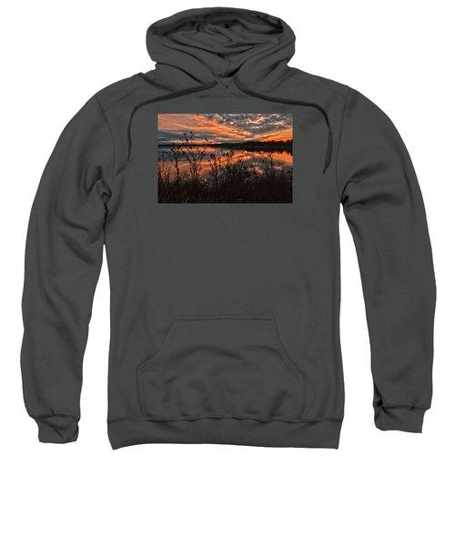 Gainesville Sunset 2386w Sweatshirt