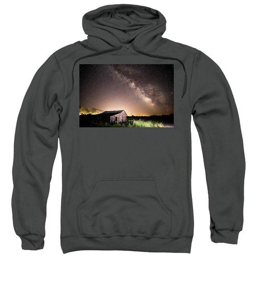 Galaxy In Star Valley Sweatshirt
