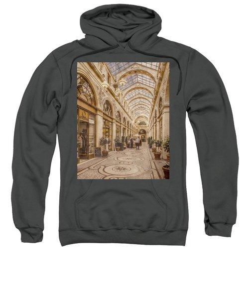 Paris, France - Galerie Vivienne Sweatshirt