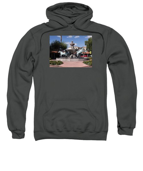 Horses With Vitality And Charm Sweatshirt
