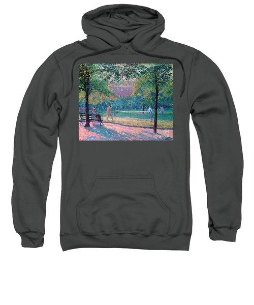 Game Of Tennis Sweatshirt