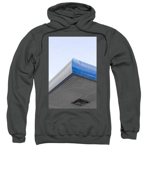 Garage Roof Sweatshirt