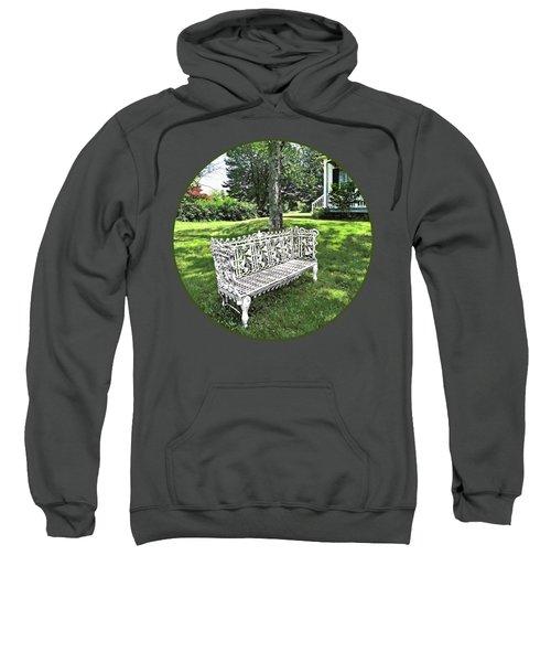 Garden Bench Sweatshirt