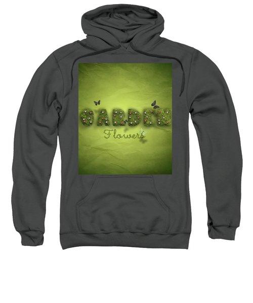 Garden Sweatshirt by La Reve Design