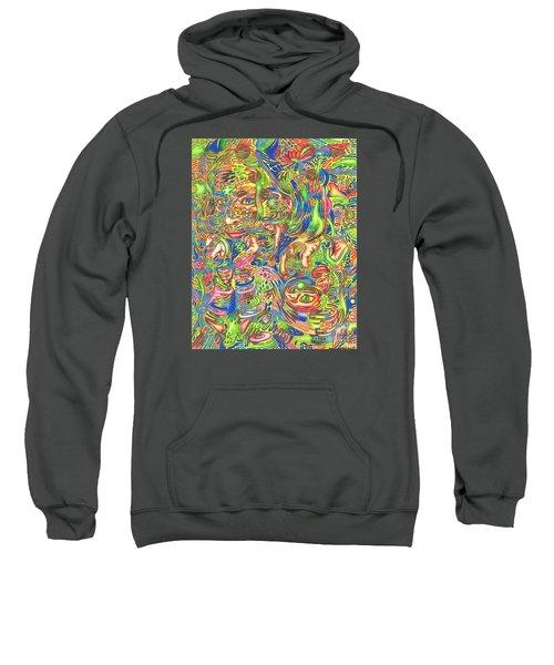 Garden Of Reflections Sweatshirt