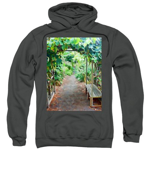 Garden Path Sweatshirt