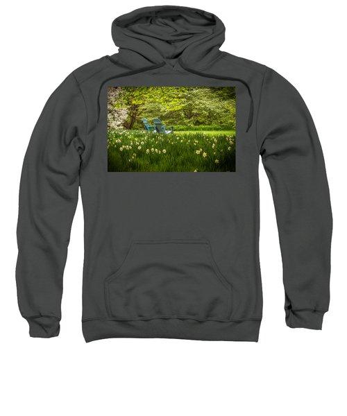 Garden Seats Sweatshirt