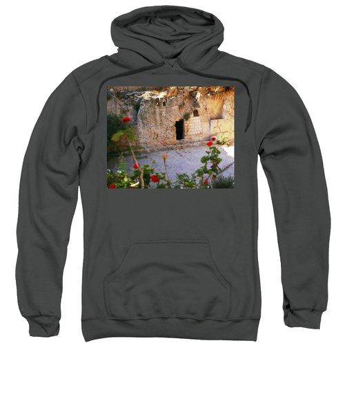 Garden Tomb Sweatshirt