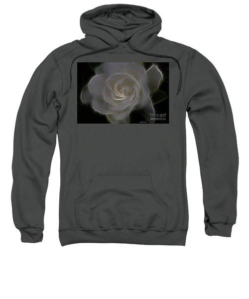 Gardenia Blossom Sweatshirt