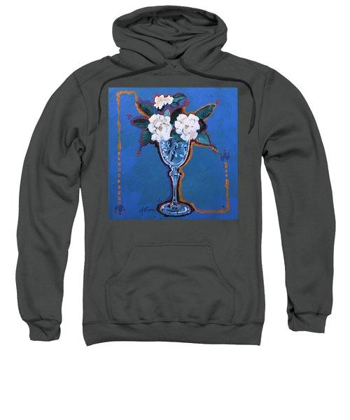 Gardenias Sweatshirt