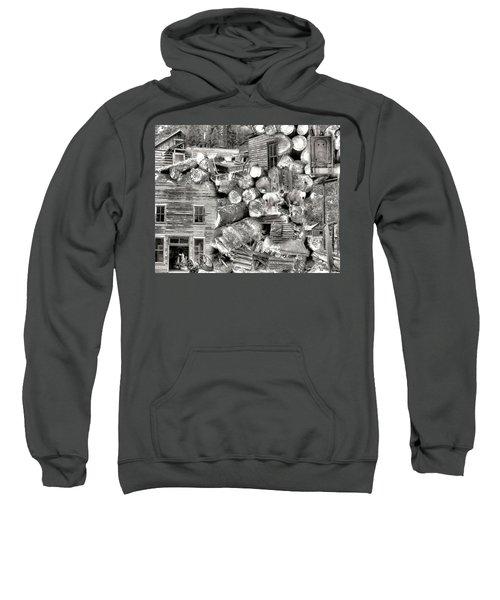 Garnet Montana Sweatshirt