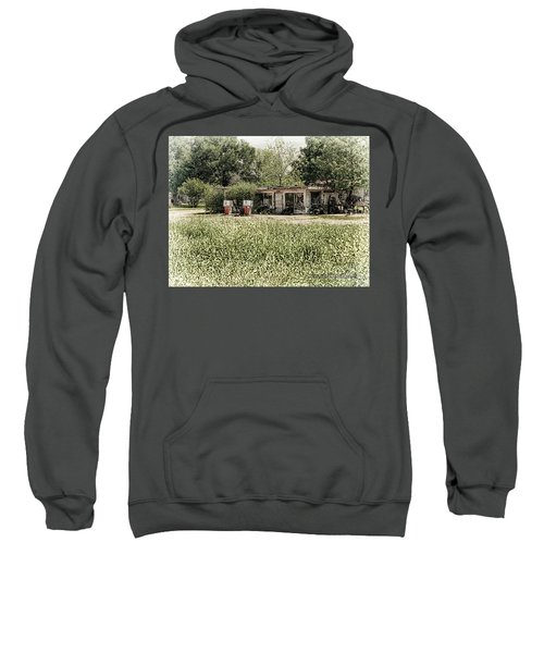 Gas 25 Cents Sweatshirt