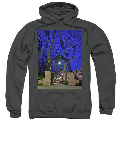 Gate Of Knowledge - Northwestern University Sweatshirt