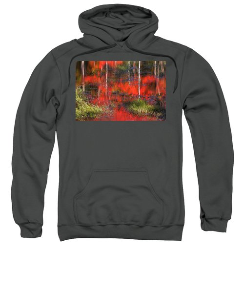 Gatineau Marsh Fall Colors Sweatshirt