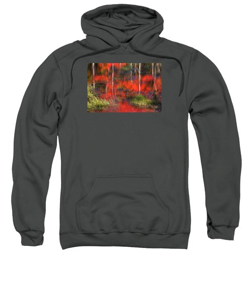 Gatineau Marsh Fall Colors Sweatshirt