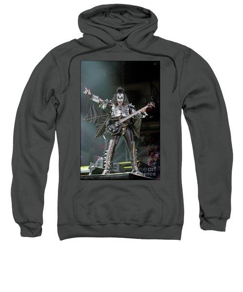 Gene Simmons - God Of Thunder Sweatshirt