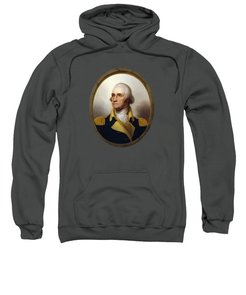 General Washington - Porthole Portrait  Sweatshirt