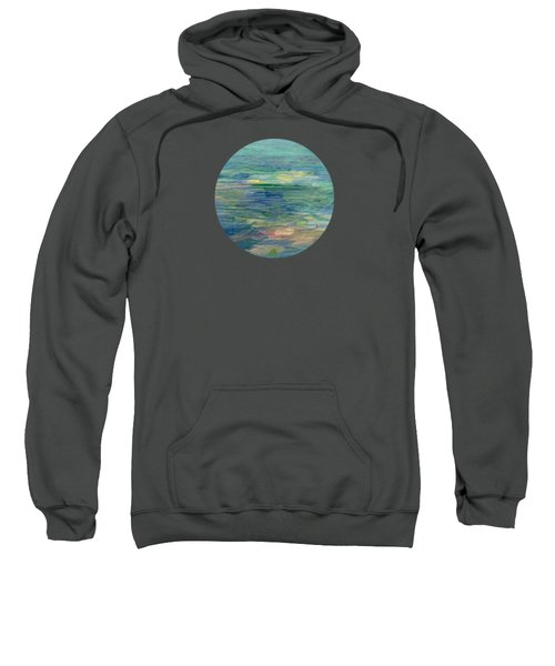 Gentle Light On The Water Sweatshirt by Mary Wolf