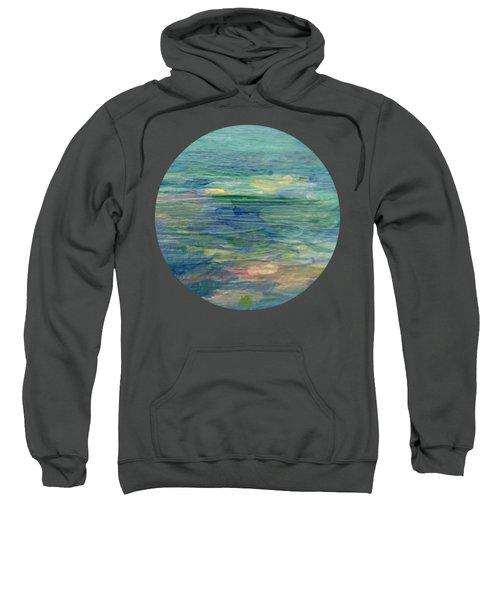 Gentle Light On The Water Sweatshirt