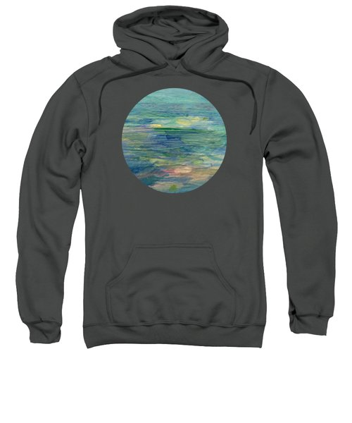 Gentle Light On The Water Sweatshirt