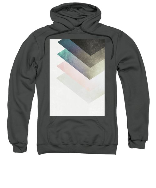 Geometric Layers Sweatshirt
