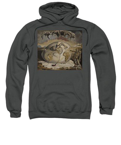 Dali's Geopolitical Child Sweatshirt