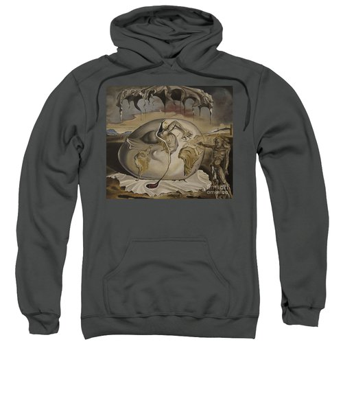 Dali's Geopolitical Child Sweatshirt