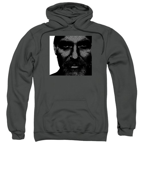 George Clooney 2 Sweatshirt by Emme Pons