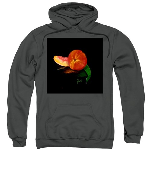Georgia Peach Sweatshirt