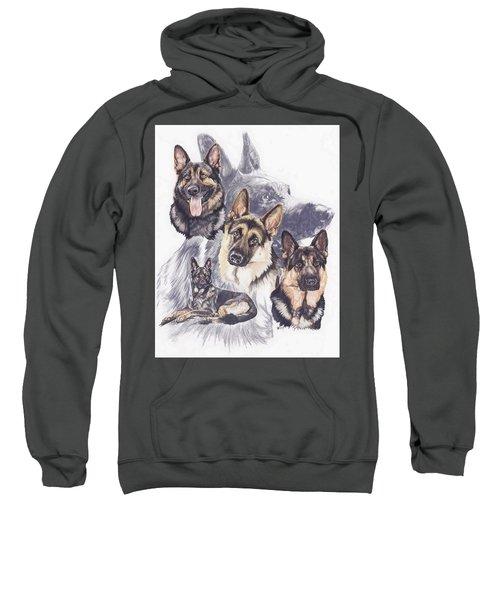 German Shepherd Medley Sweatshirt