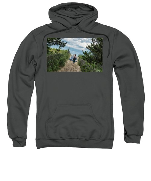 Get To The Beach Sweatshirt