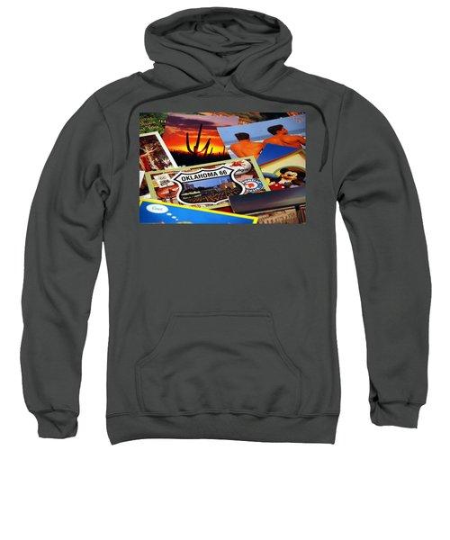 Get Your Kicks... Sweatshirt