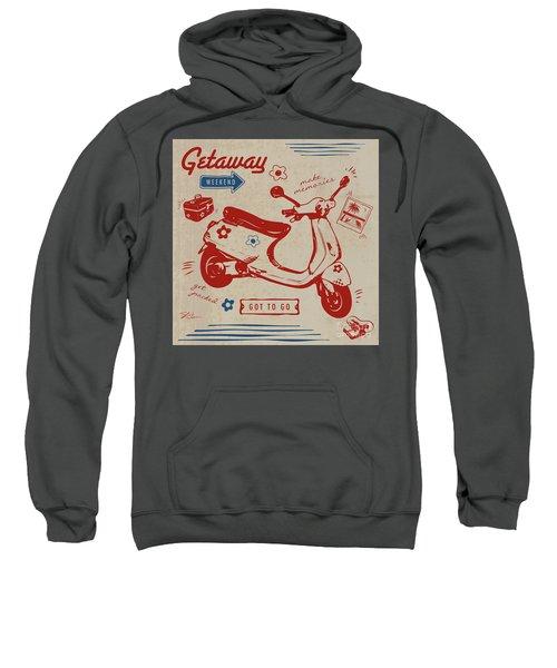 Getaway Weekend Sweatshirt