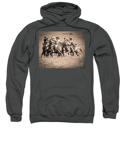 Gettysburg Cavalry Battle 7948s  Sweatshirt
