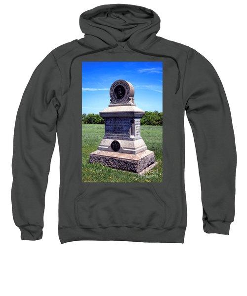 Gettysburg National Park 80th Ny Infantry Militia Memorial Sweatshirt