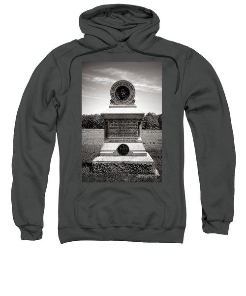 Gettysburg National Park 80th New York Infantry Militia Monument Sweatshirt