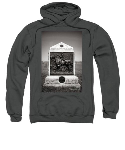 Gettysburg National Park 9th New York Cavalry Monument Sweatshirt