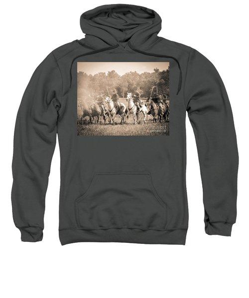 Gettysburg  Union Cavalry 7901s  Sweatshirt