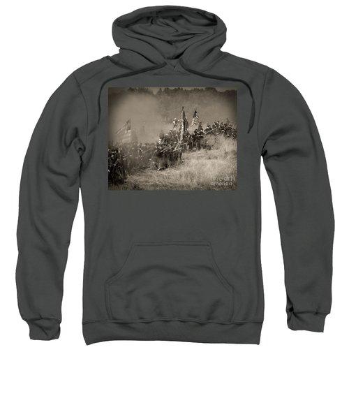Gettysburg Union Infantry 8947s Sweatshirt