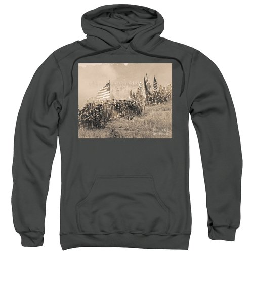Gettysburg Union Infantry 8948s Sweatshirt