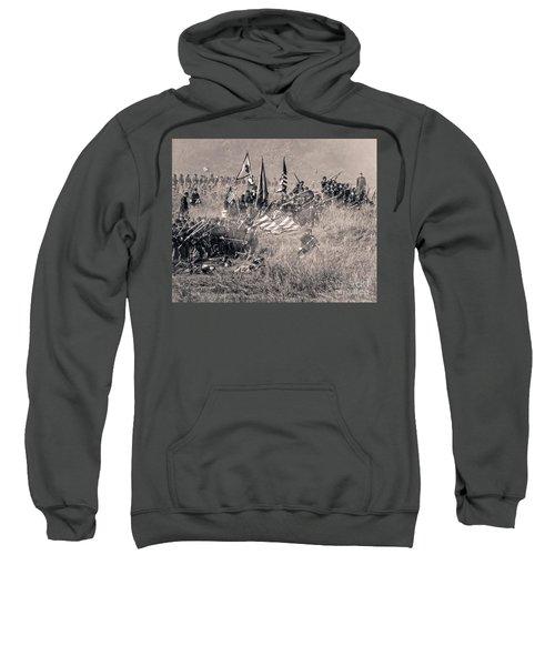 Gettysburg Union Infantry 8963s Sweatshirt