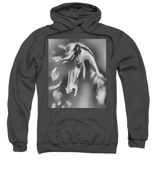 Ghost Horse Sweatshirt
